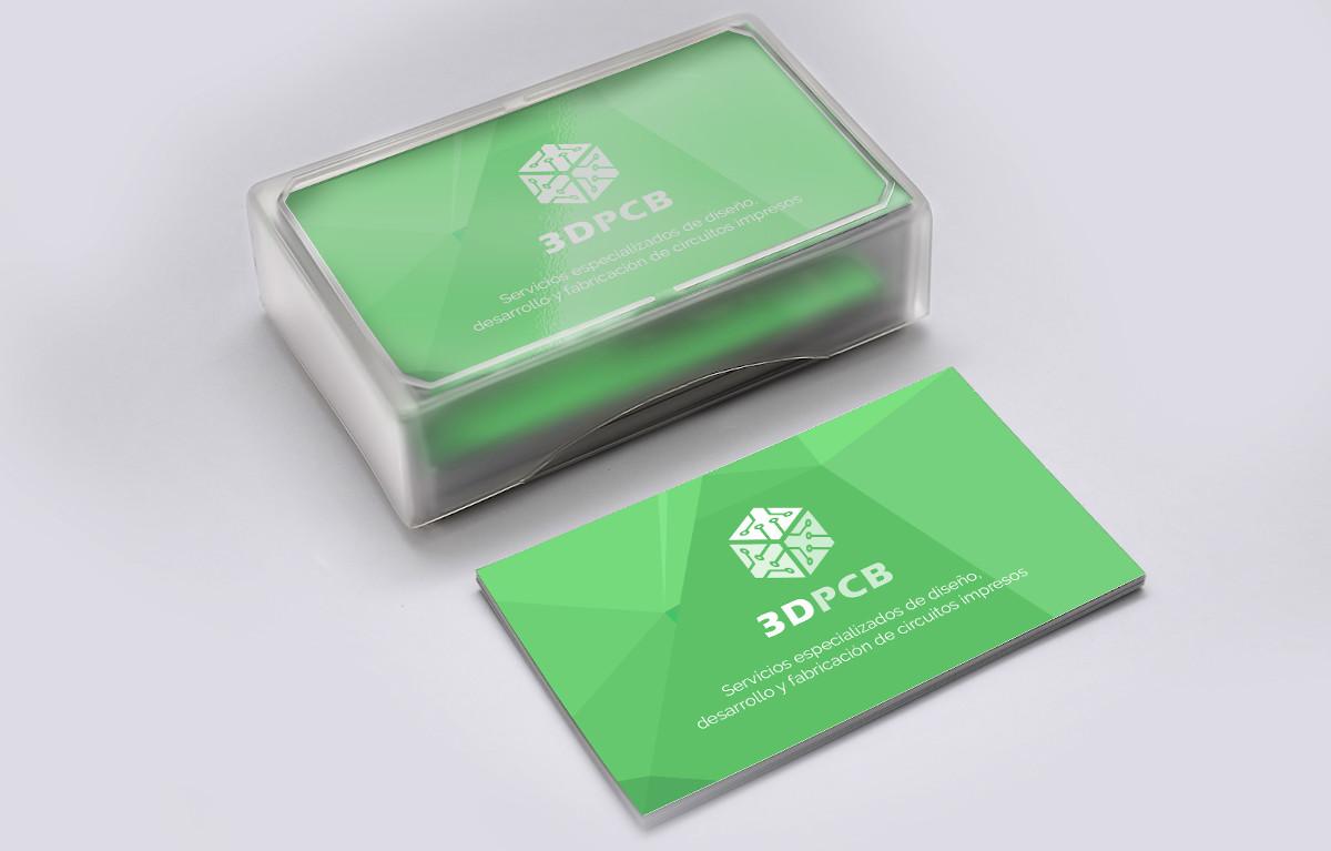 diseño tarjetas visita 3dpcb electrónica
