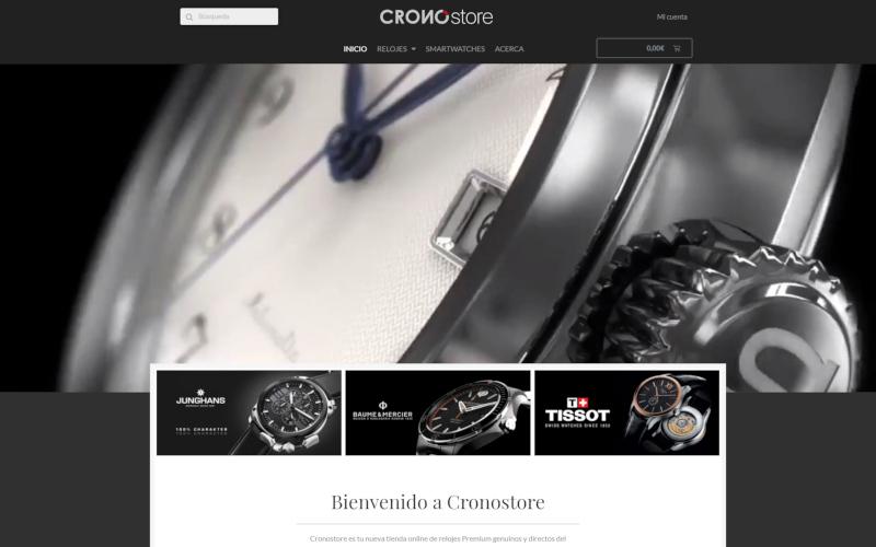 diseño ecommerce desktop