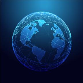 red alrededor del mundo