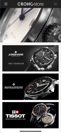 pantalla movil tienda online venta relojes