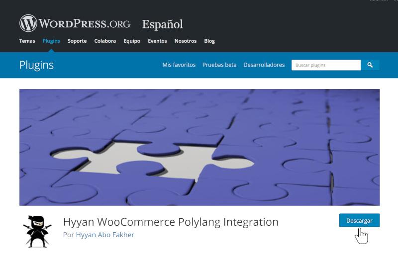 como tener varios idiomas en wordpress 14
