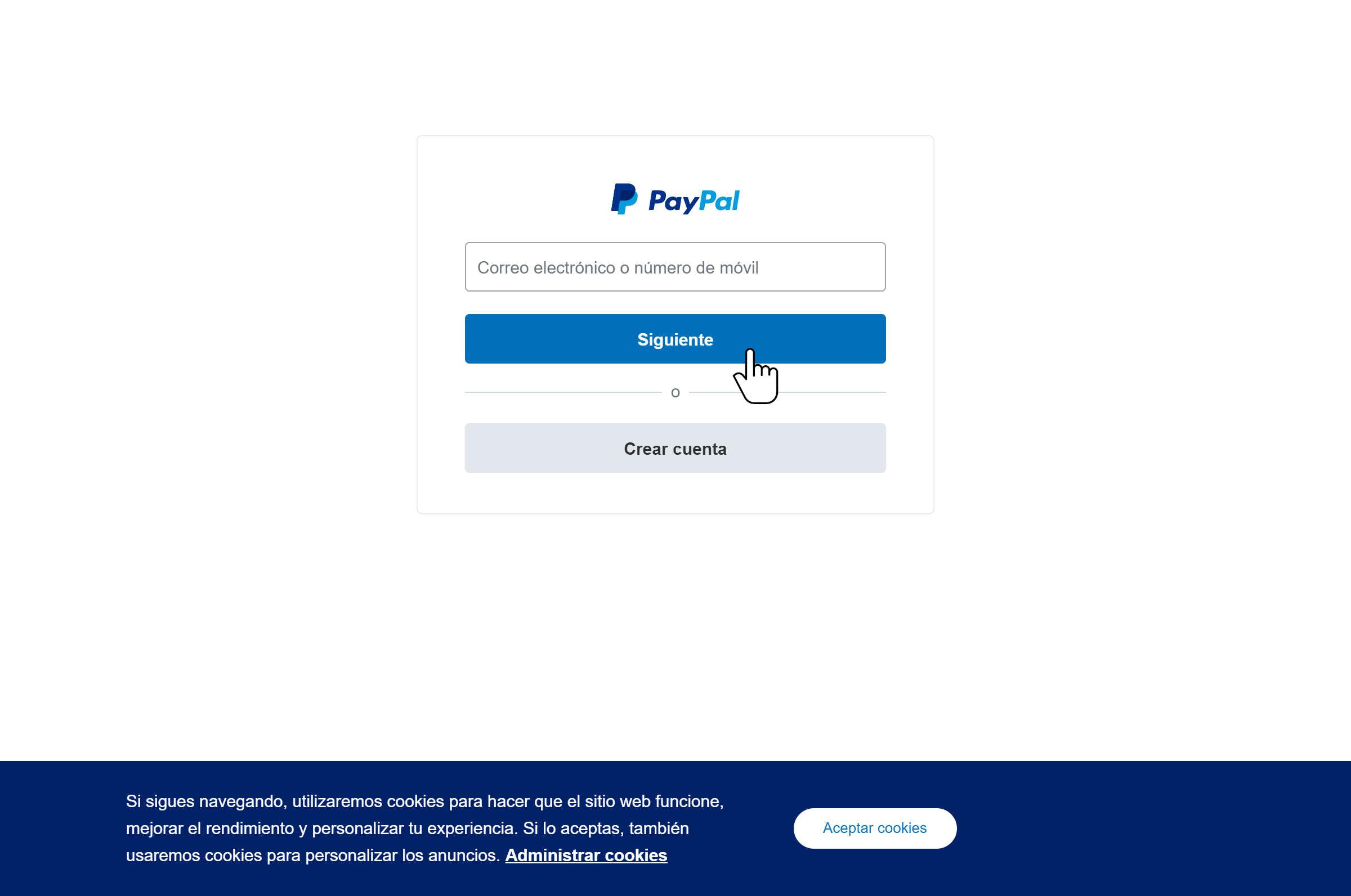como obtener el Token de identidad de paypal 1