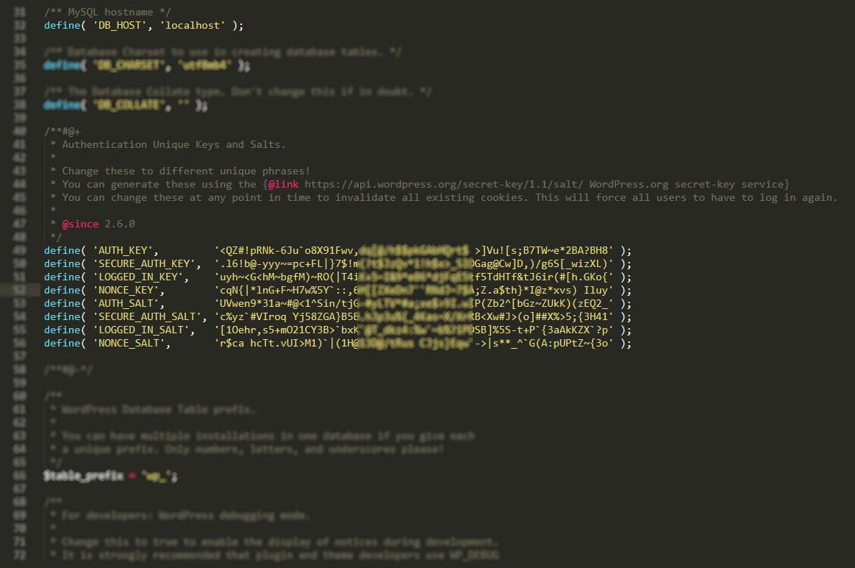 recuperar un wordpress hackeado